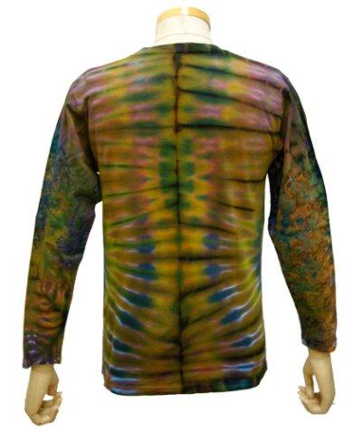 画像2: GRATEFUL TIE-DYE FACTORYメンズ・長袖Tシャツ032/Sサイズ