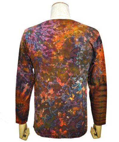 画像2: GRATEFUL TIE-DYE FACTORYメンズ・長袖Tシャツ041/Sサイズ