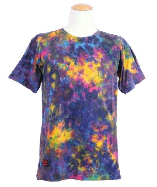 画像1: GRATEFUL TIE-DYE FACTORY メンズ・半袖Tシャツ(Mサイズ) (1)