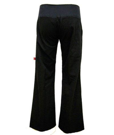 画像1: TURBO WEARユニセックス・パンツ/ブラック