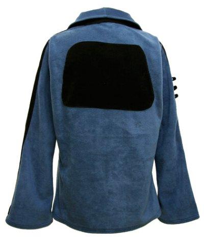 画像2: VODABOXメンズ・ジャケット/ブラック&ブルー