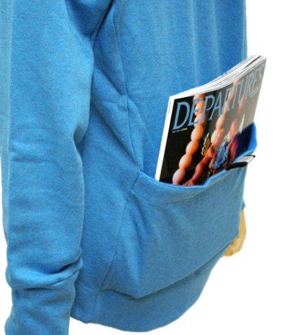 画像3: CCPメンズ・ジャケット「JC-N001/ブルー」