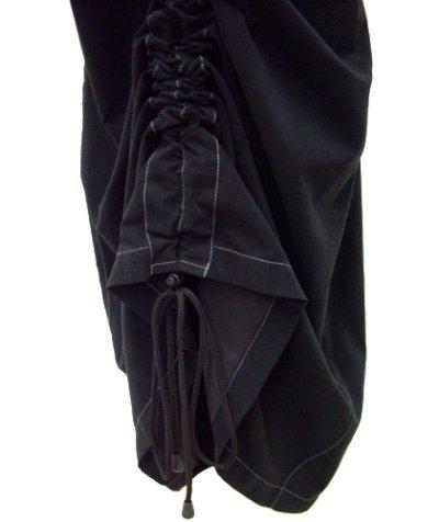画像3: ILLIGレディース・スカート/ブラック