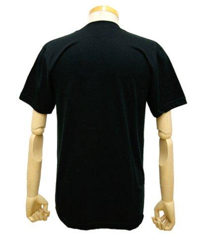 画像2: IMAGINARY FOUNDATIONメンズ半袖Tシャツ「Let's Roll/ブラック」