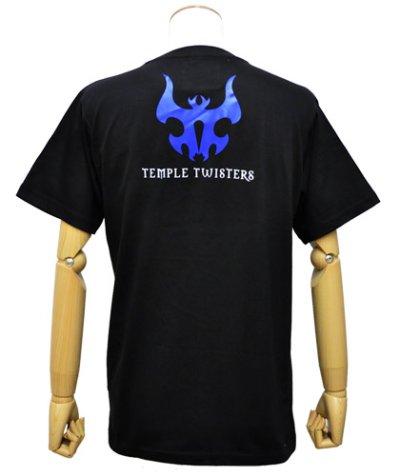 画像2: MELTING GALAXY ユニセックスTシャツ「TEMPLE TWISTERS / Generator Operator Destroyer  」