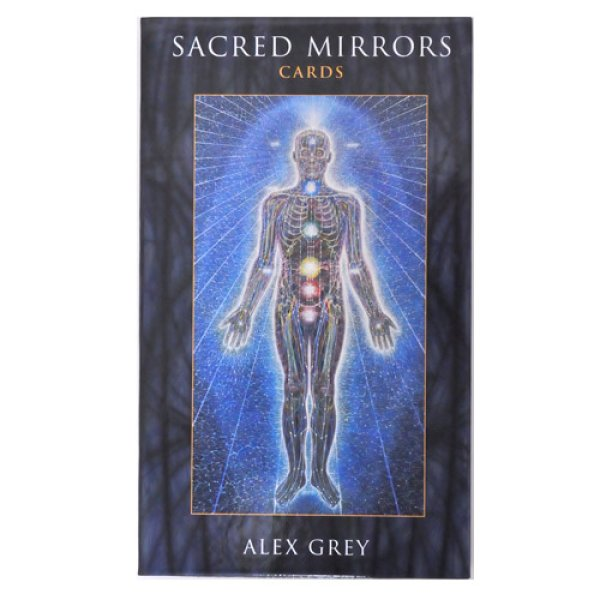 画像1: ALEX GREY「Sacred Mirrors Card Set」 (1)