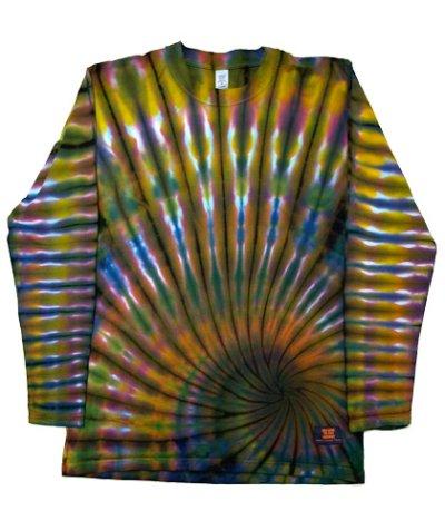 画像2: GRATEFUL TIE-DYE FACTORYメンズ・長袖Tシャツ024/Sサイズ
