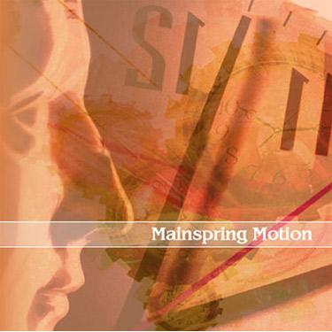 画像1: CD「V.A / MAINSPRING MOTION 」 (1)